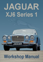 Jaguar XJ6 Series 1 Workshop Repair Manual